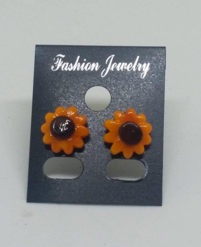 Ohrstecker Sonnenblume